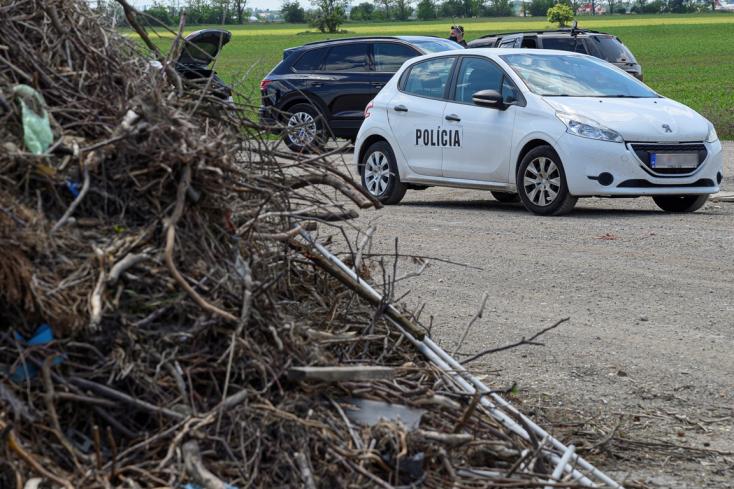 Súlyosan szennyezett a talajvíz a Pozsony melletti illegális hulladéklerakat miatt