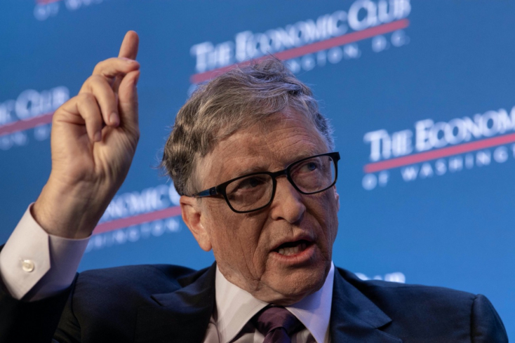 Bill Gates: A koronavírus-gyógyszereket a rászorulóknak kell adni és nem annak, aki a legtöbbet ígér