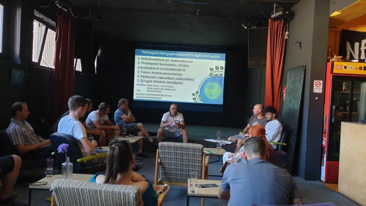 Célkitűzéseiről beszélt aHelloSzerdahely Polgári Társulás csapata