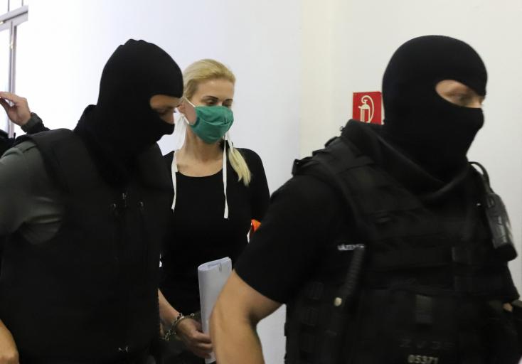 Az alkotmánybíróság elvetette Monika Jankovskápanaszát