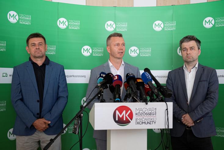 Lesz egységes magyar képviselet, összefog az MKP, a Híd és az Összefogás