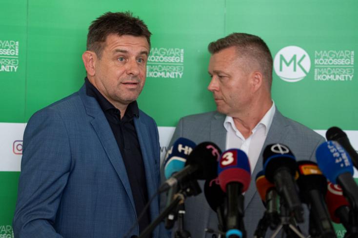 Nem vár tovább az Összefogásra az MKP és a Híd, megállapodtak, hogy ketten hoznak létre egy közös pártot