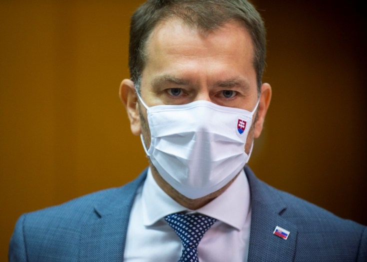 """Matovič kiosztotta Sulíkot, adatokkal bizonyította, hogy a gazdasági miniszter """"mekkora hülyeségeket terjeszt"""""""