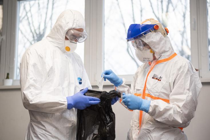 KORONAVÍRUS: 22 új fertőzött Szlovákiában, összesen pedig 314