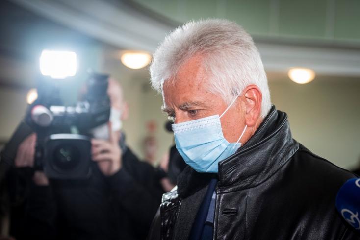 Hazatért külföldről Jozef Brhel, kihallgatja a rendőrség