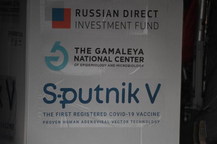 Már csak valamivel több mint kétszáz embert nem oltottak be a Szputnyik V-vel
