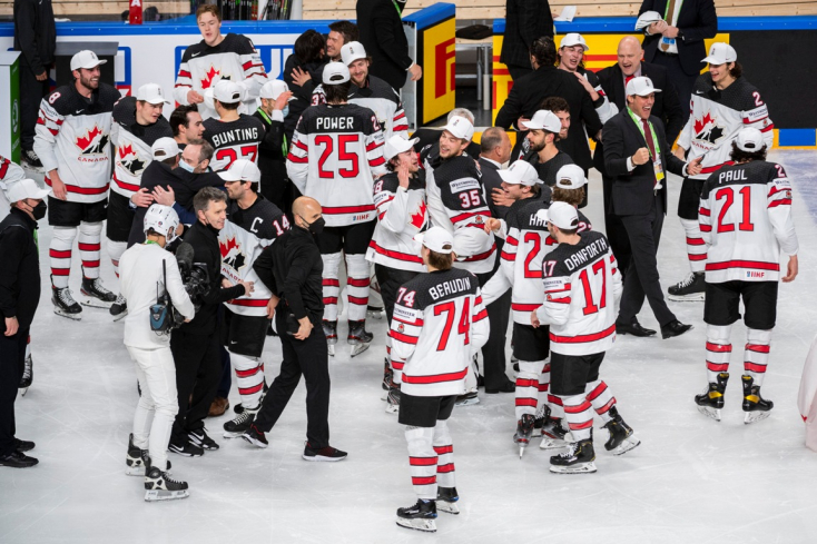 Jégkorong-vb: Hosszabbítás után Kanada az aranyérmes