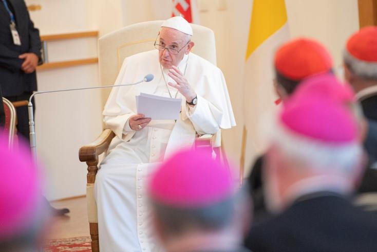 Kedden is sűrű program elé néz Ferenc pápa, mutatjuk, mi várja őt Kelet-Szlovákiában