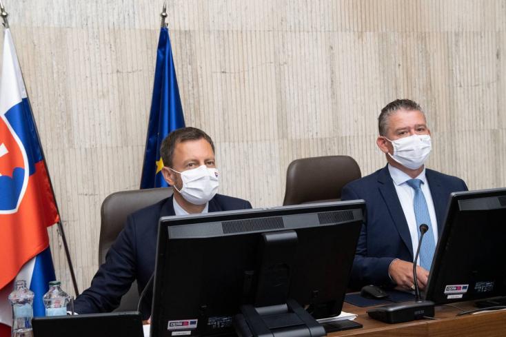 Heger: Ki kell űznünk a maffiát a bűnüldöző szervek soraiból!