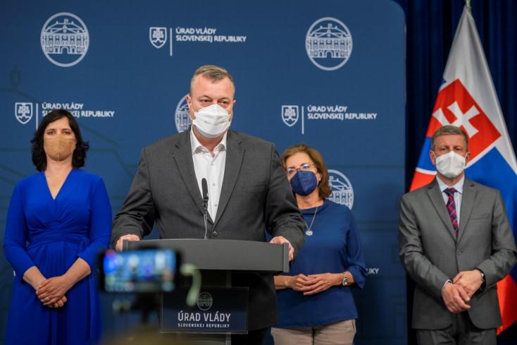 A Za ľudí kiléphet kormányból, ha a parlament elfogadja a Sme rodina javaslatát, amit a Smer is erősen támogat