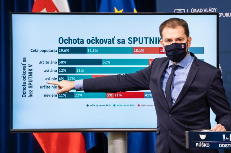 Matovič üzeni koalíciós partnereinek: nézzék meg mit eredményezett tíz évvel ezelőtt a Radičová-kormány bukása