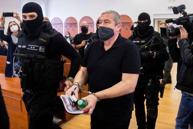 Kováčik bűnös: 14 évre ítélte a bíróság Szlovákia egykori speciális ügyészét