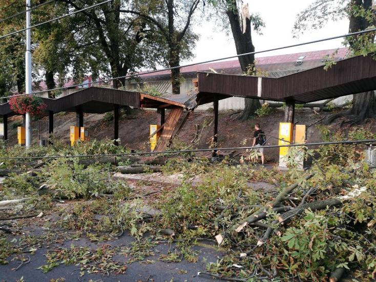 A városoknak és községeknek figyelmeztetniük kellene az embereket a közelgő heves viharokra