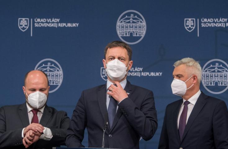 Összeült a szlovák biztonsági tanács a Csehországban történtek után