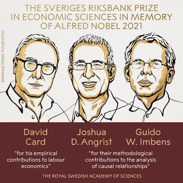Amerikai egyetemeken dolgozó tudósok kapták meg a közgazdasági Nobel-emlékdíjat