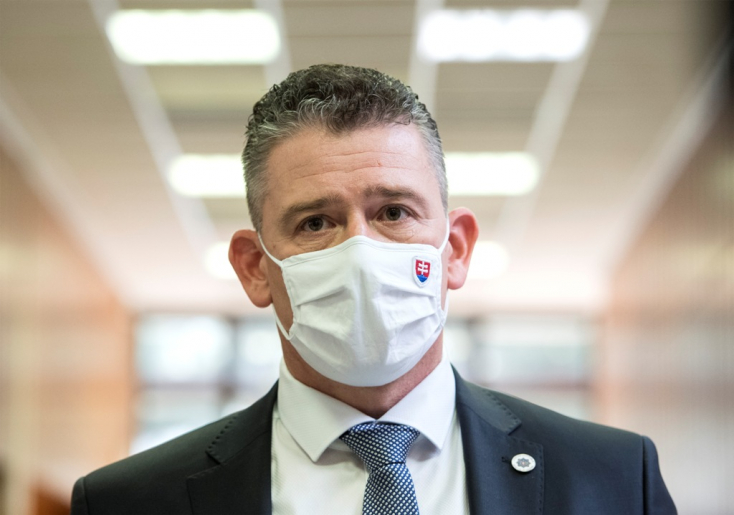A belügyminiszter szerint Kollár nem szegte meg a kijárási tilalmat