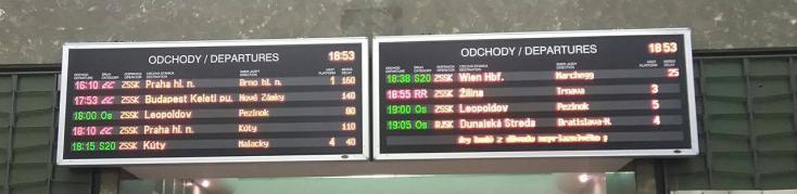 SZÉLVIHAR: Több órás késések a vasúton