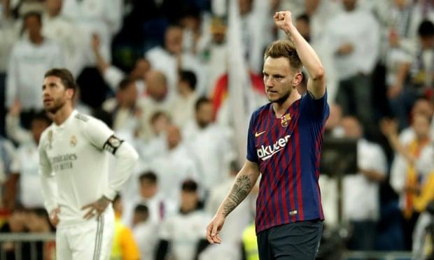 La Liga - Újabb Barca siker az El Clásicón