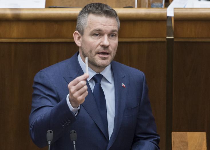 Pellegrini lesz a belügyminiszter, amíg nem találnak megfelelő jelöltet