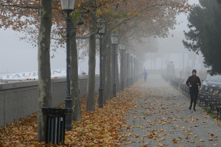 Ködre és ónos esőre figyelmeztetnek a meteorológusok
