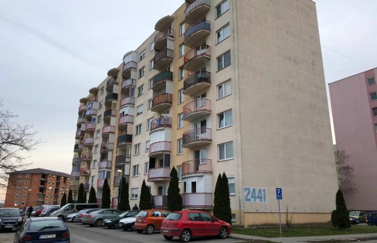 Megemelik Dunaszerdahelyen az Újfalu lakótelep két panelházában a városi lakások bérleti díjait!