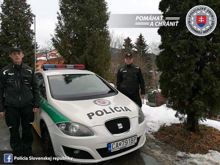 Begyógyszerezte magát a fiatal férfi, rendőrök mentették meg az életét