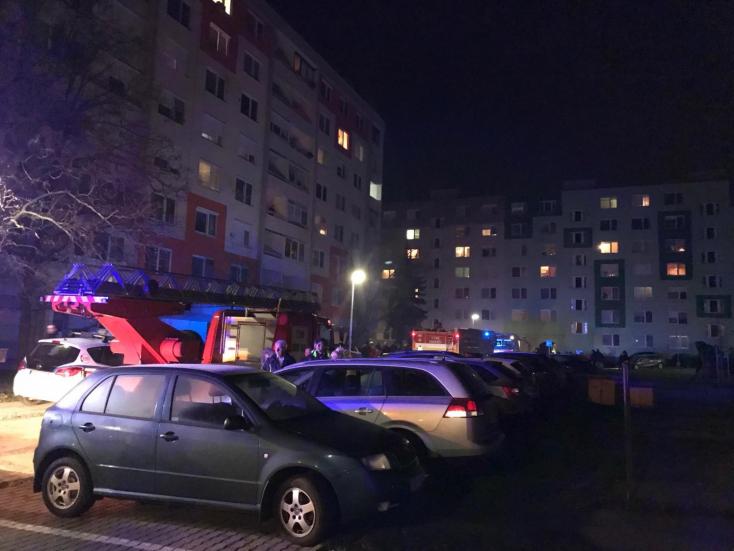 TŰZESET: Szándékosan gyújthatta fel bérelt lakását egy férfi