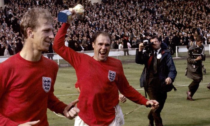 Elhunyt az egykori világbajnok angol labdarúgó-válogatott
