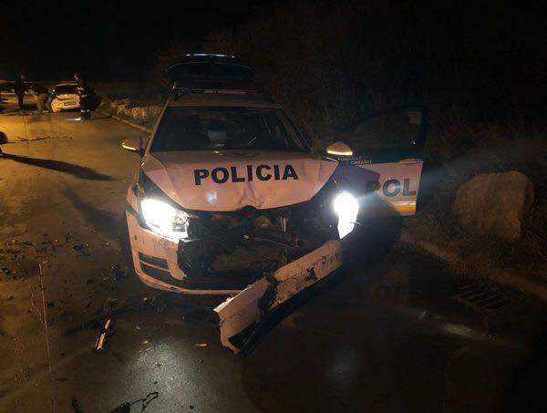 Galántán jelentkezett a rendőrségen a férfi, aki halálosan megfenyegette a rendőröket