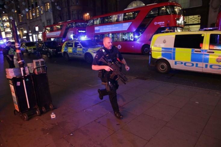Londoni incidens - Kiderült, mi okozhatta a pánikot a metróállomáson