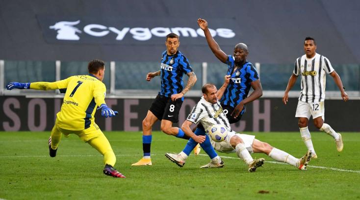 Serie A: A Juventus nagy csatában legyőzte a bajnokot