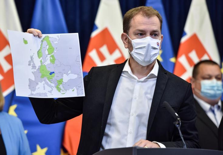 További 16 ország számára nyitja meg határait Szlovákia