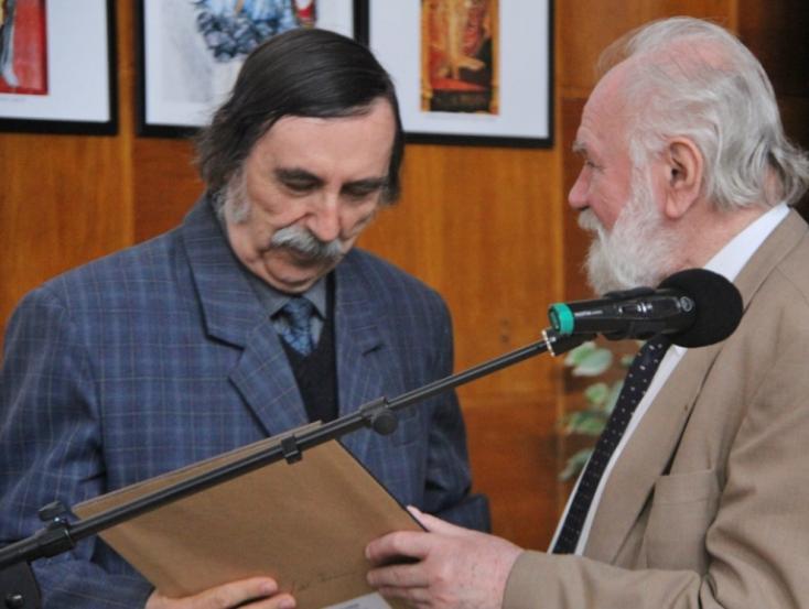 Csáky Károly kapta a Pro Patria-díjat