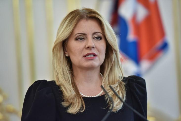Čaputová részvéttáviratot küldött a német államfőnek