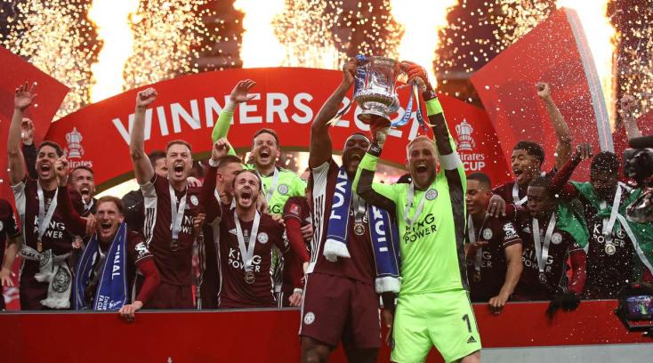 FA Kupa: A Leicester City legyőzte a Chelsea-t a döntőben
