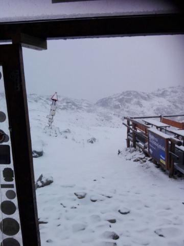 Szlovákiában már leesett az első hó!