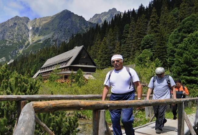 Egyre több turista látogat Szlovákiába