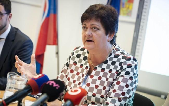 Mária Patakyová ombudsman bemutatta a hivatala 2018-as tevékenységéről szóló jelentést