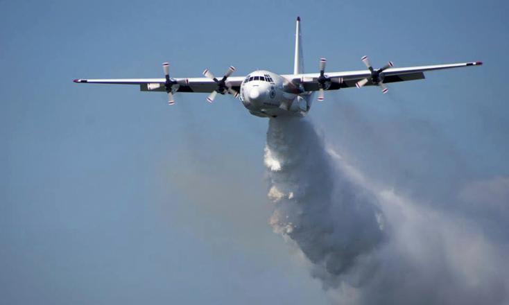 Lezuhant egy tűzoltó-repülőgép Ausztráliában, hárman meghaltak