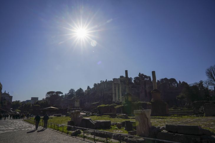 Két éven belül megnyithatják a látogatók előtt Romulus feltételezett síremlékét Rómában