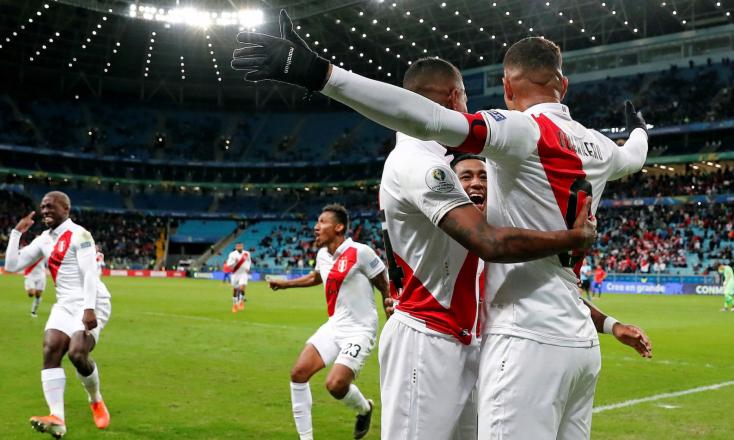 Copa America - Peru a döntőben