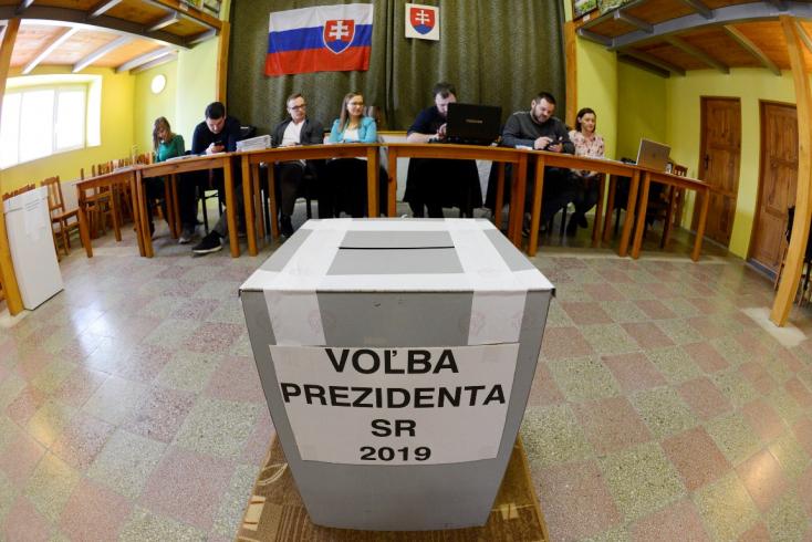 Bezártak a szavazóhelyiségek, kezdődik a szavazatszámlálás