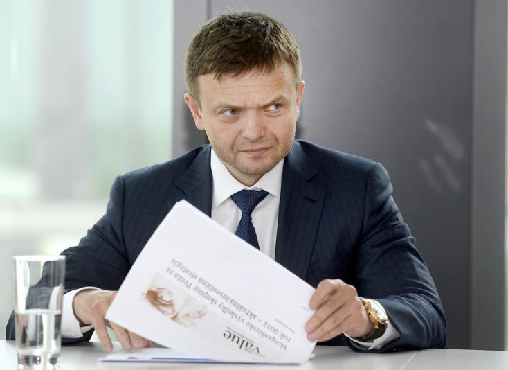 Haščák azt akarta, hogy a parlament ne tárgyalhasson a Gorilláról