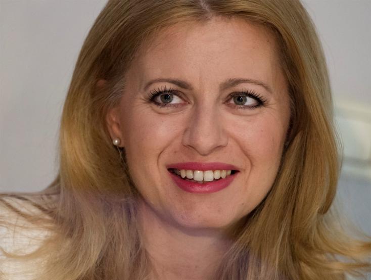 Hivatalosan is megerősítették Zuzana Čaputová győzelmét