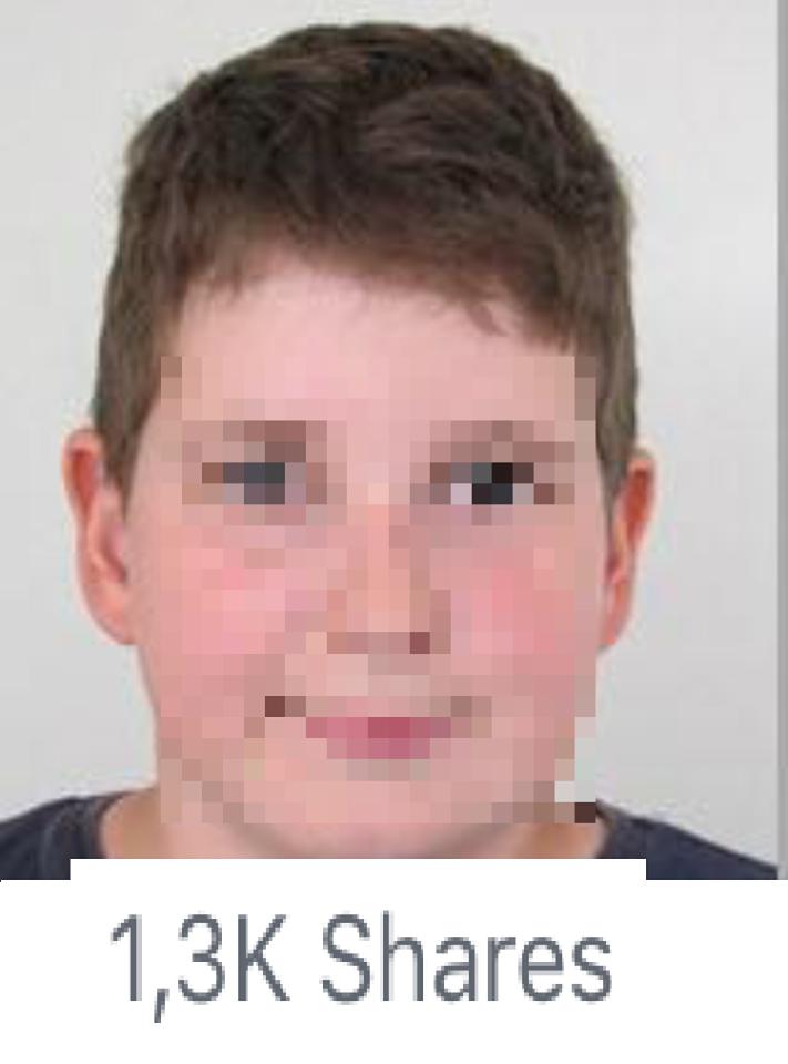 Rendkívüli keresőakció: nyoma veszett egy 12 éves kisfiúnak