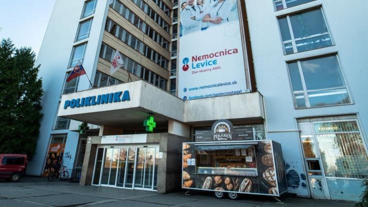 Egyre rosszabb a helyzet Léván, látogatási tilalom lépett életbe a kórházban