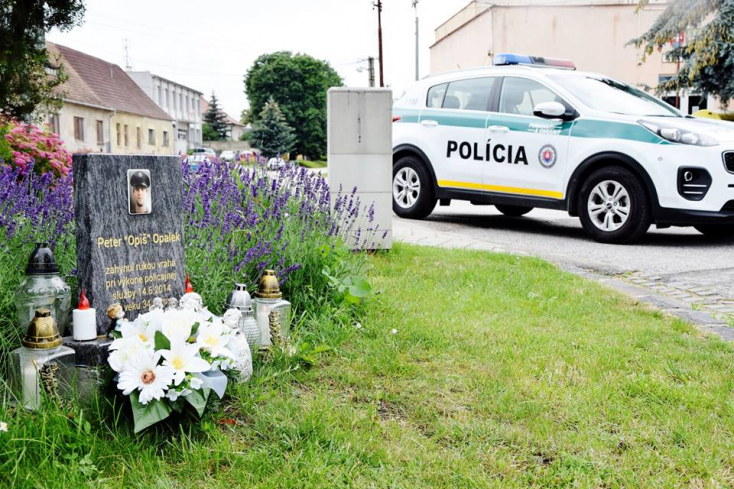 Négy éve annak, hogy a 34 éves szlovák rendőrt agyonlőtte egy részeg sofőr