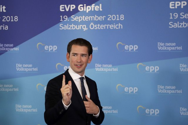 EU-csúcs - Az osztrák kancellár szerint az uniós elosztási mechanizmus nem lesz a migrációs krízis megoldása