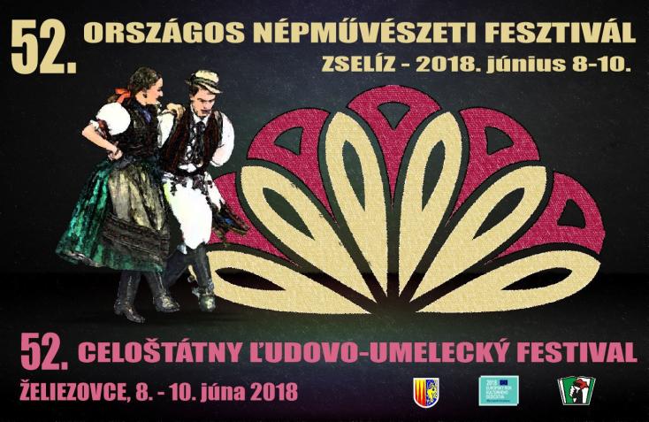 Júniusban rendezik meg az 52. Országos Népművészeti Fesztivált Zselízen