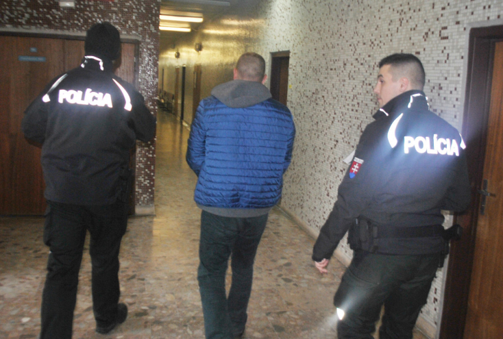 Magyar csempészt fogtak el a szlovák határőrök